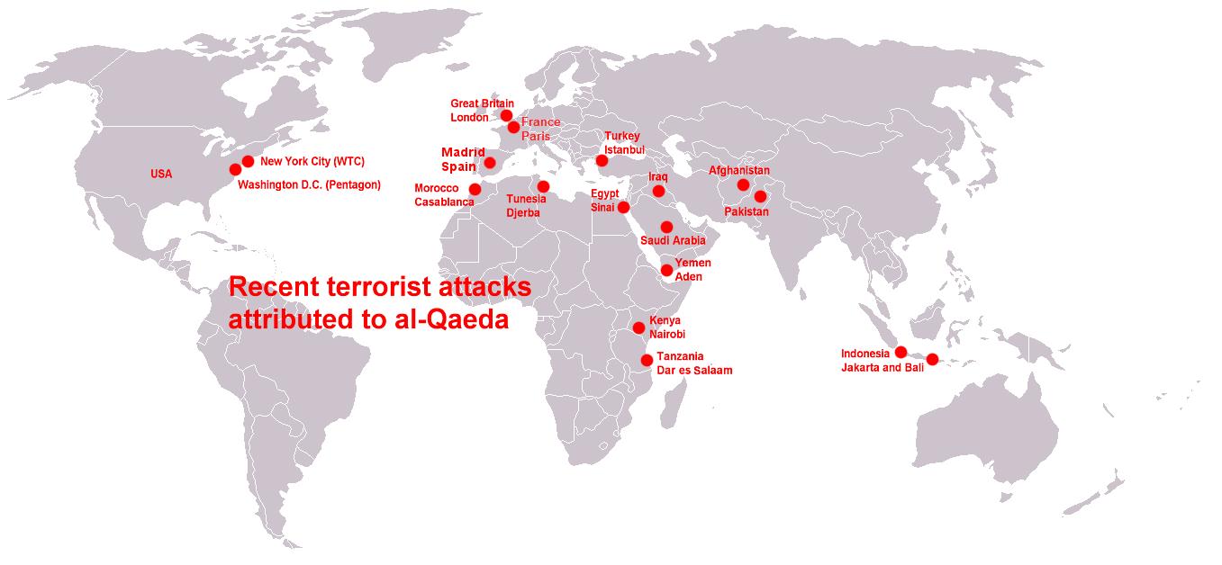 TerroristAttacksAlQaeda