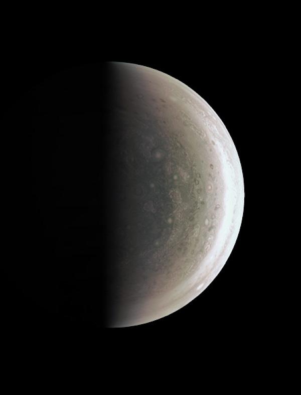 (NASA/JPL-Caltech/SwRI/ASI/INAF/JIRAM)